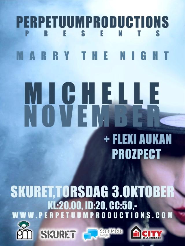 Release Michelle November